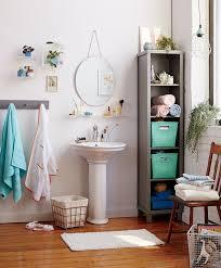 Acrylic Bathroom Storage Family Bathroom Storage Essentials Honest To Nod