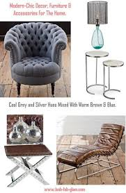 Modern Chic Home Decor 9 Best Furniture U0026 Home Decor Images On Pinterest Ideas