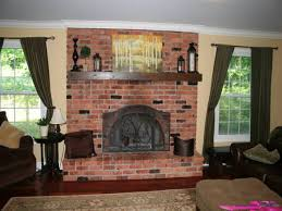 pictures on red brick walls interior design free home designs