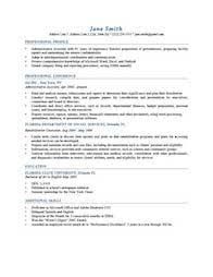 professional resume sample resume samples and resume help