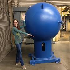 better flowmeters with the big blue ball nist
