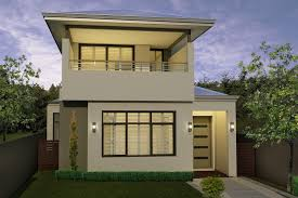 the viola 7 5m two storey home design perth wa ben trager homes