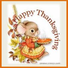 country mouse with thanksgiving pie thanksgiving profile pic