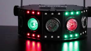 chauvet dj fxarray q5 effect light chauvet fxarray q5 disco led light youtube