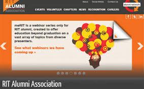 alumni website software sanket gohil website work user experience designer website