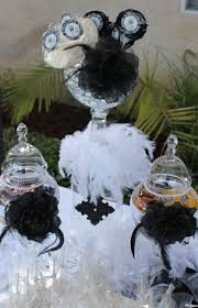 Black And White Candy Buffet Ideas by White Cream Ivory Candy U0026 Dessert Tables Wedding Candy