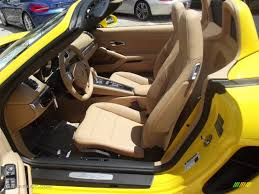 porsche race car interior 2013 racing yellow porsche boxster 67901574 photo 10 gtcarlot