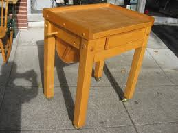 butcher block kitchen island cart very good decor of butcher