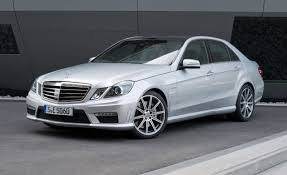 mercedes benz updates the e class for 2012 with more powerful v 6