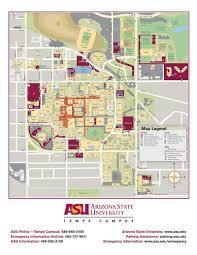 Asu Campus Map Student Renting Guide Asu Tempe U2013 Amberstudent U2013 Medium