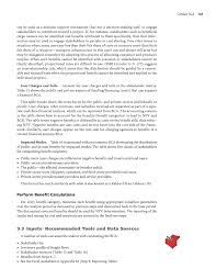 Aa Step 10 Worksheet Step 9 Conduct Bca Guide For Conducting Benefit Cost Analyses