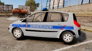 renault dubai renault scenic police municipale els for gta 4