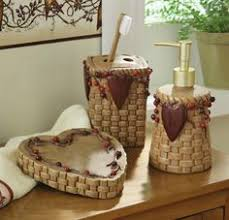 extremely inspiration country bathroom sets decor home gallery