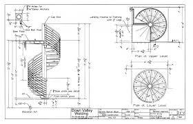 spiral stair details design spiral staircase plans