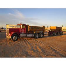 used kenworth dump trucks 1981 kenworth w900 t a transfer dump truck