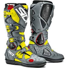 dirtbike boots sidi crossfire 2 srs motocross boots dirt bike enduro moto x off