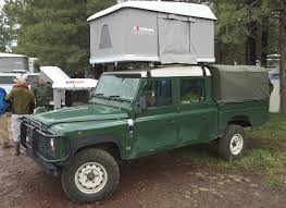 land rover overland land rover pickup truck overland camping the fast lane truck