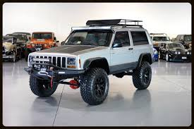 Jeep Cherokee Sport Interior Lifted Cherokee Sport Xj For Sale Lifted Jeep Cherokee Built
