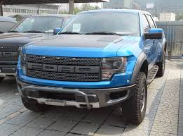 Ford Raptor Crew Cab - file ford f series xii svt raptor crew cab facelift 2 china 2014