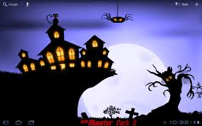cartoon halloween wallpaper halloween live wallpaper free android apps on google play