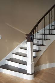 Stair Post Height by Twist Gallery House Of Forgings Stair And Railing Products