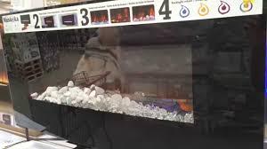 greenway muskoka electric fireplace at costco youtube