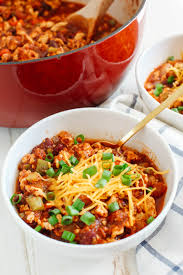 40 traditional thanksgiving dinner menu and recipes delish the best turkey chili you ll taste eat yourself