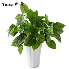 home decor artificial plants potted artificial plant promotion shop for promotional potted