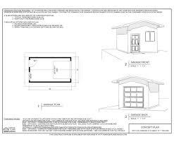 garage plan small garage plan maple leaf canadian home plans