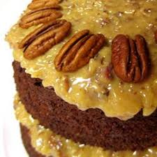 german chocolate cake iii allrecipes com looks like it is made