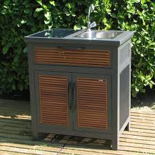 meuble cuisine exterieur inox meuble cuisine exterieure bois cuisine duextrieure dut barbecue