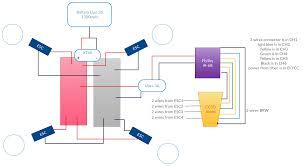 power spektrum receiver on tarot 280h and cc3d atom help