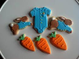 rabbit cookies sugar cookies baileyshenanigans