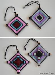 13 cool diy geometrical ornaments for shelterness