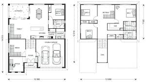 split level floor plans 1970 contemporary raised house plans artsraised bungalow floor