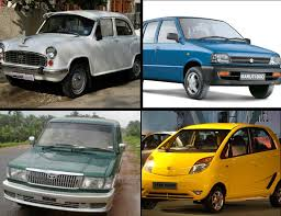 cars india photos top 10 cars in india since independence from ambassador