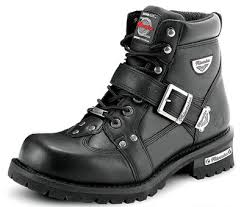 men s motorcycle boots milwaukee motorcycle clothing co men s road captain boots 120 915