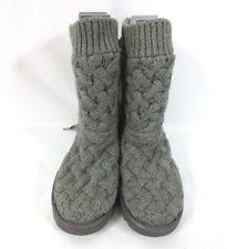 s isla ugg boot ugg australia womens isla cable knit boot oatmeal 1008840 size 10