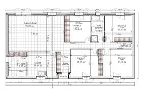 plan de maison gratuit 4 chambres plan maison de plain pied gratuit 4 chambres 1 architecture scarr co