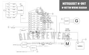wiring diagrams motorcycle rewire kit simple motorcycle wiring