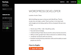 How To Upload A Resume To Indeed Indeed Apply Shortcode U2014 Wordpress Plugins