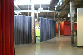 large room divider ideas linen love ellen silverman a curtains