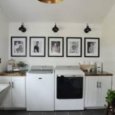 Wall Decor For Laundry Room 42 Laundry Room Design Ideas To Inspire You
