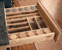Kitchen Cabinet Drawer Organizers Kitchen Drawer Organizers Wood U2013 Laptoptablets Us