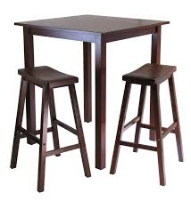 High Top Kitchen Tables Furniture Dining Tables Three Piece - High top kitchen table