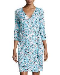 dvf wrap dress diane furstenberg new julian two garden wrap dress
