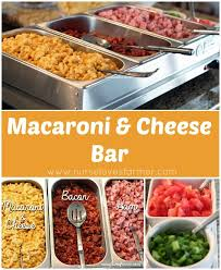 Buffet Dinner Ideas by Best 25 Food Bars Ideas On Pinterest Party Food Bars Brunch