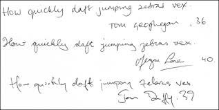 bbc news uk magazine the slow death of handwriting
