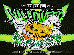 hempcon halloween at cow palace in daly city ca on oct 27 2017