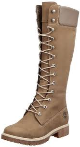 womens boots size 6 the taupe version timberland premium 14 inch taupe womens boots